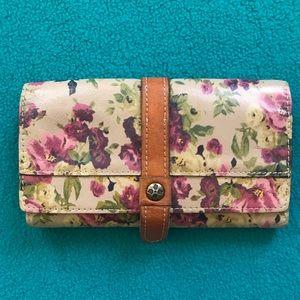 Patricia Nash Leather Murcia Wallet
